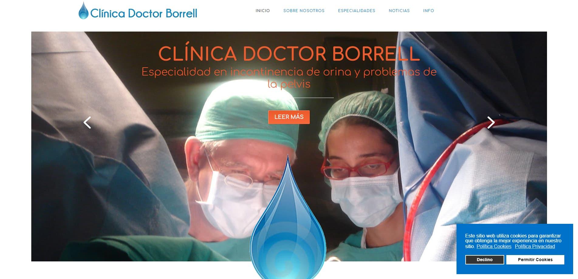 Clínica Doctor Borrell