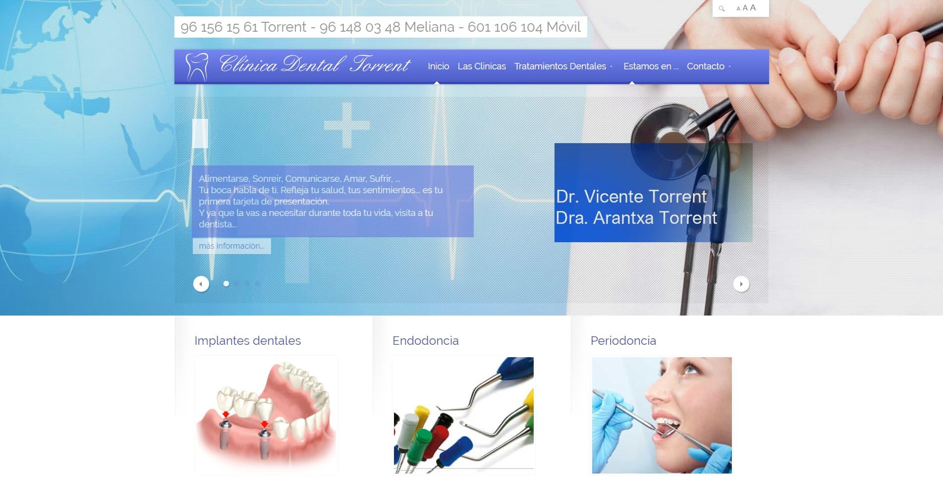 Clinicas Dentales V.Torrent