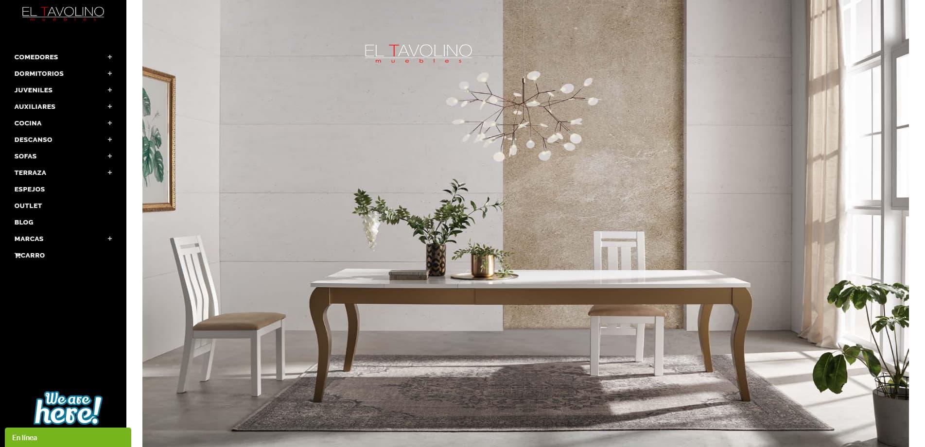 El Tavolino - Muebles Decoración