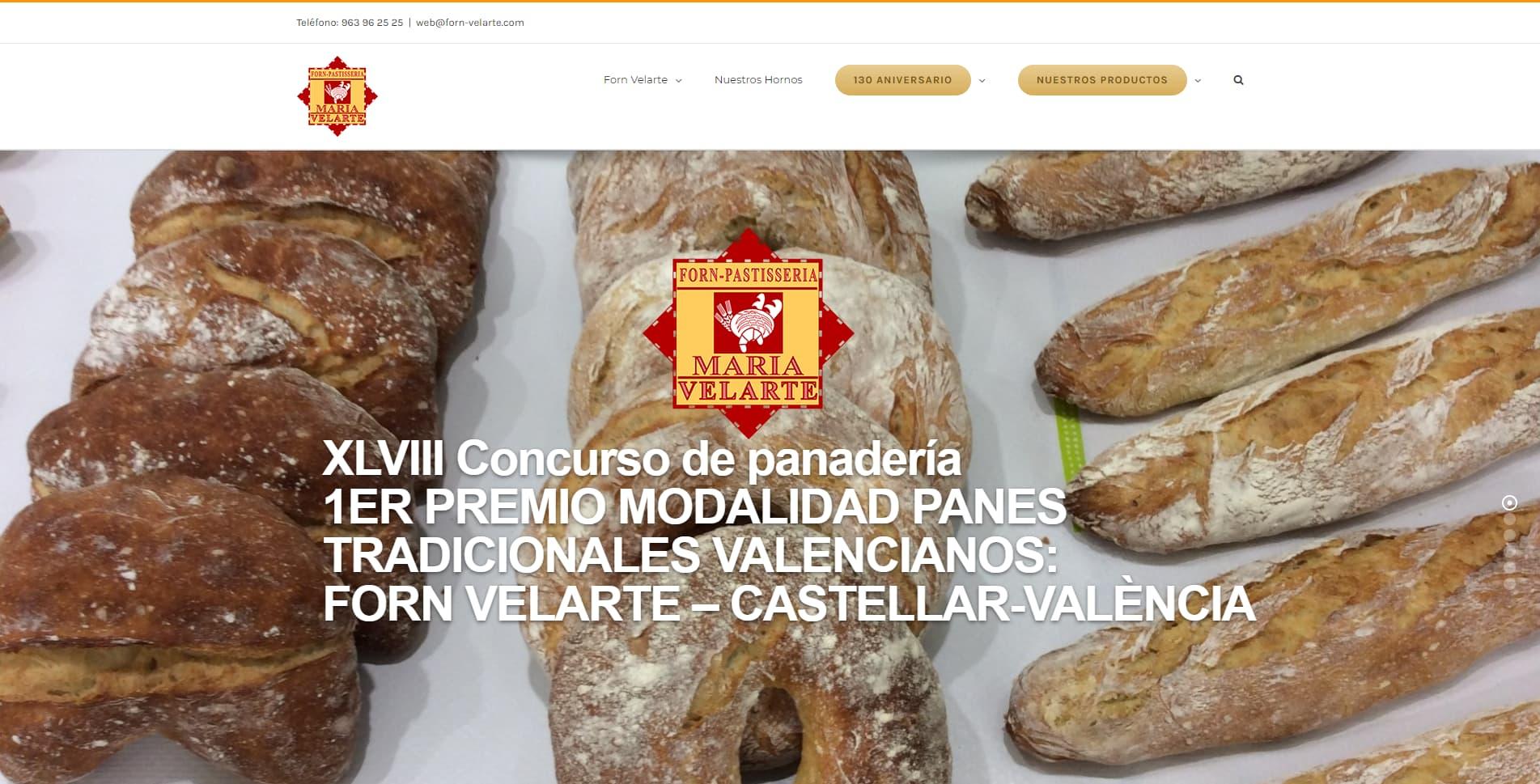 Forn Velarte – Tradicional