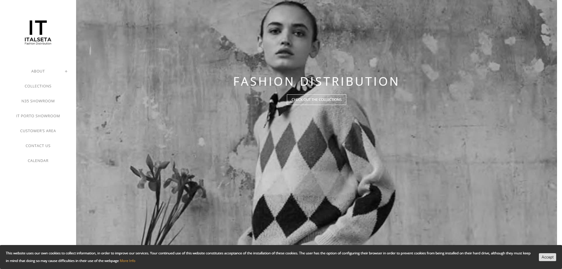 Italseta - Fashion, Showroom, Brands Distribution