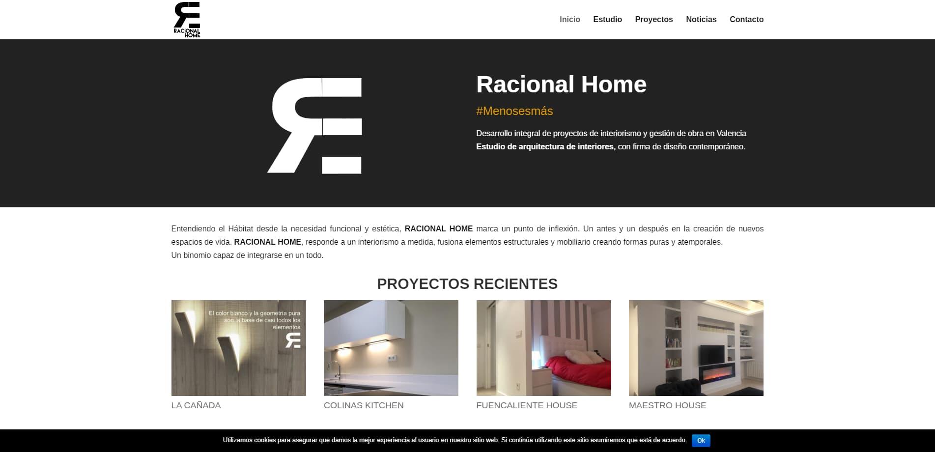 Racional Home