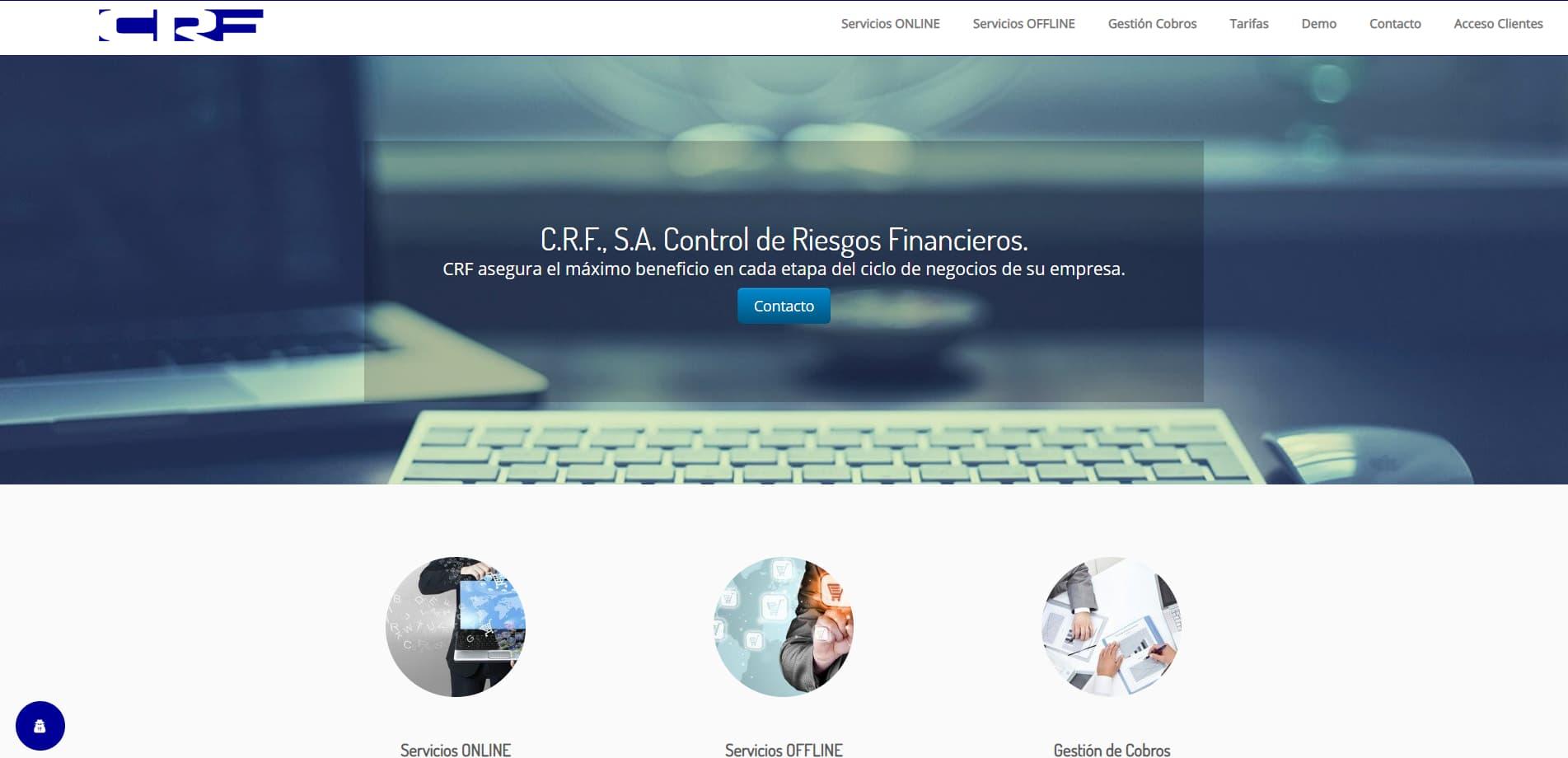 Control Riesgos Financieros