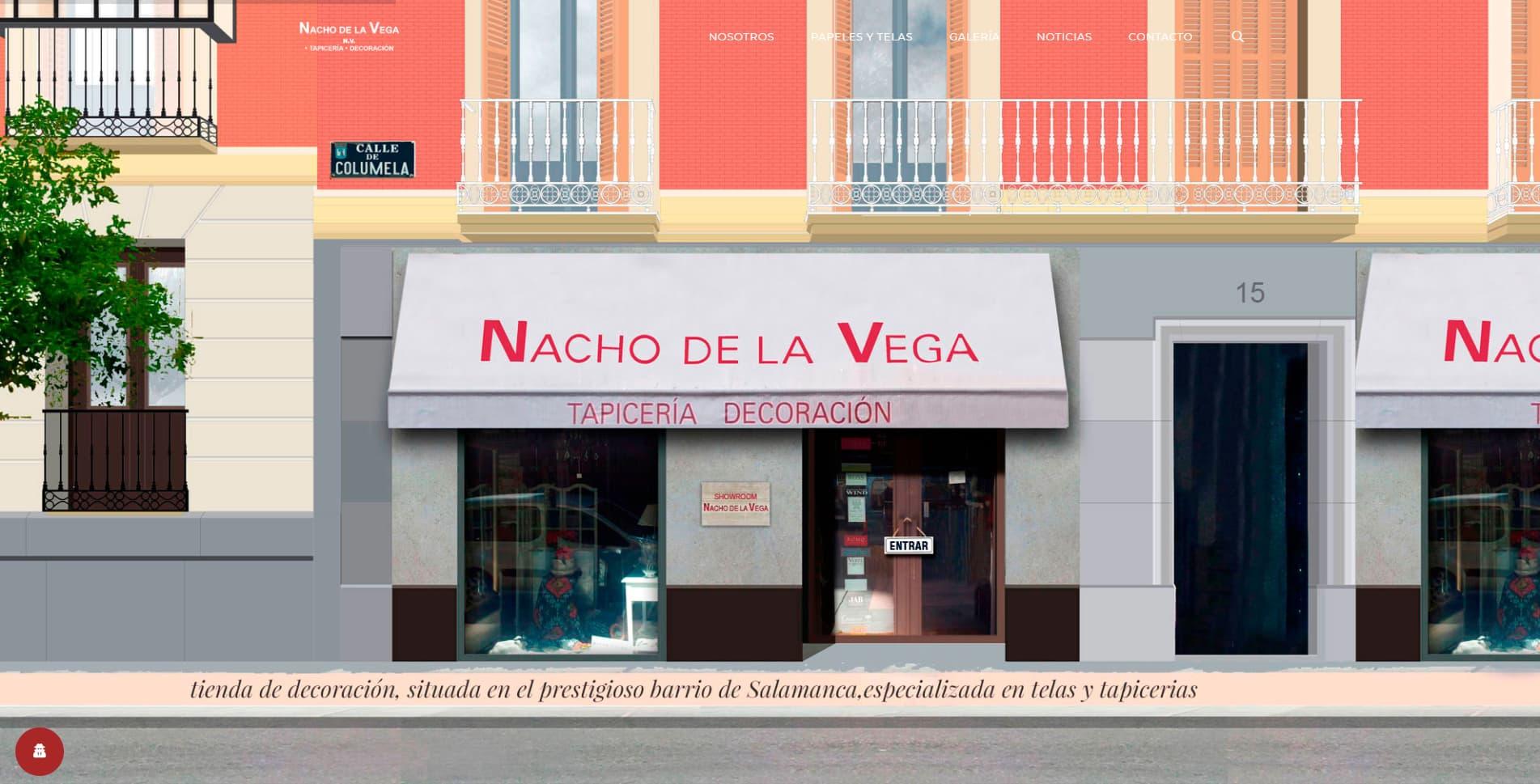 Nachodelavega – Tapicería – Decoración